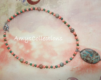 Imperial Turquoise Necklace