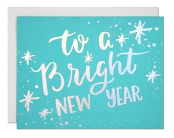 Set of 6 - Bright New Year