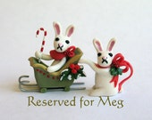 Reserved Listing for Meg
