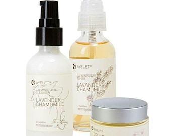 3-4 Step Organic Skincare Set Your Pick| Facial Care Regimen| Natural Skincare Set| Dry Skin Set| Oily Skincare Set| Sensitive Skincare Set