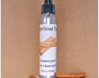 Cinnamon Sticks Body Splash and Hair Pefume 4oz