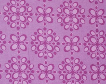 CLEARANCE .5 Yards Sandi Henderson Pomegranate Seeds in Purple