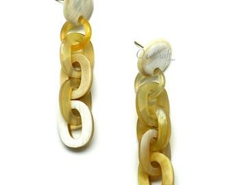 Horn Earrings - Q11919
