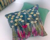 Prairie Bluebonnet floral sachet filled with Lavender