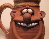 Happy Guy   Mug ........                              e672