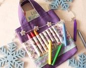 Crayon Bag Crayon Tote Art Tote ARTOTE MINI