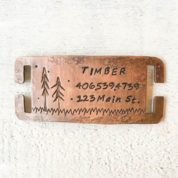 Timber Quiet Tag
