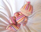 The Cuddle BeBe Cloth Baby Doll by BEBE BABIES