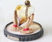 Vintage Hands, Forever Yours Perfume Display