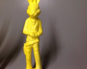 Bun Slinger in yellow