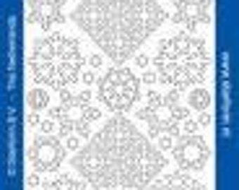 Starform Snowflake Stickers