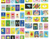 5 Postcards Custom Order Set