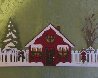 Scrapbooking,Die cuts,handmade card embellishments