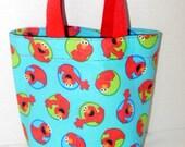 Elmo/Sesame Street Tote/Gift Bag/Easter Basket