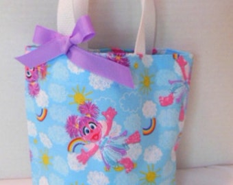 Abby Cadabby from Sesame Street Tote/Gift Bag/Easter Basket