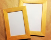 Pine Light Honey Wood Picture Photo Frame 5 x 7""