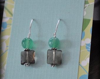 Rain Forest Earrings