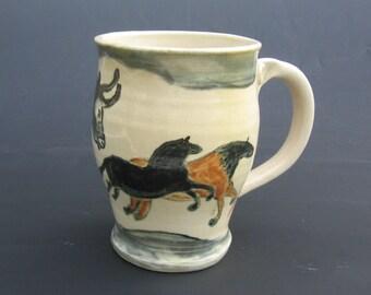Cave Art mug