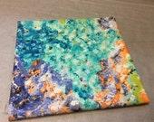 Splash of Color Fabric Piece - 1/2 Yard +
