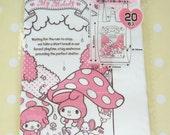 20  Plastic Baggies / Gift Bags (16cm20cm)  My Melody