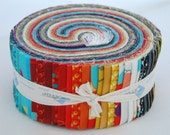 Jelly roll - Annaluna Collection by Hoodie for Stof Fabrics 40 pieces