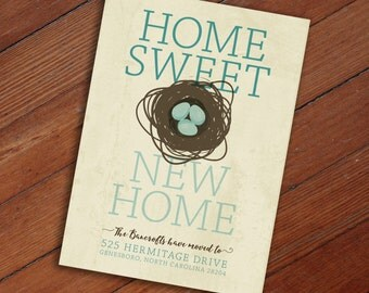 Moving Announcement: Home Sweet Nest