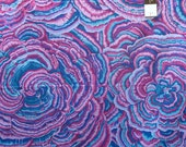 Philip Jacobs PWPJ082 Tree Fungi Lavender Cotton Quilting Fabric By Yard
