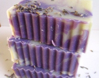 Just Lavender Cold Processed Soap