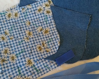 Purse KIT, great for teaching kids to sew!