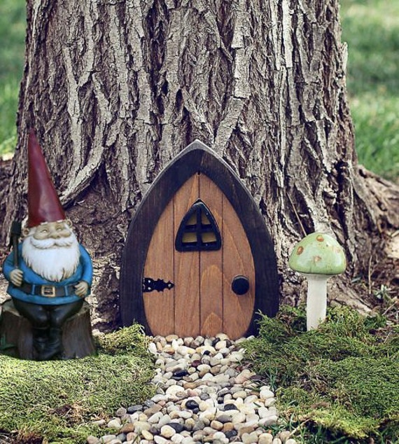 Gnome doors fairy doors faerie doors elf doors 9 by for Fairy door adairs