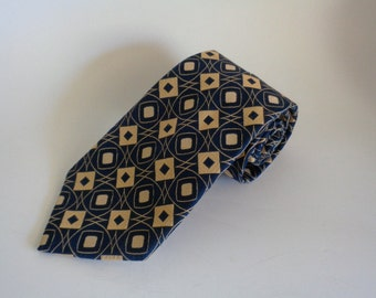 Vintage Mens Retro Tie  Mark of California
