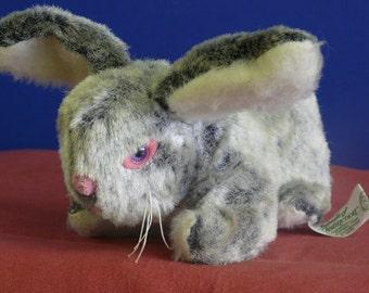Knickerbocker VINTAGE Bunny Rabbit -  Animals of Distinction - Made in USA