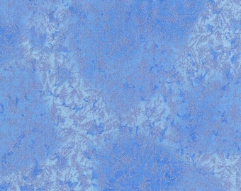 Fairy Frost Flower Fairy Periwinkle Coordinating fabric 1 yard