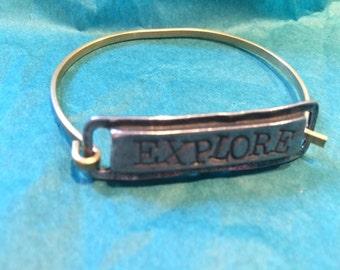 Explore Possibilites Bracelet