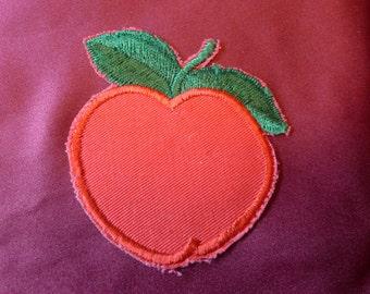 Big Apple Applique Patch