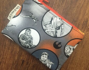 The Force Awakens Pouch