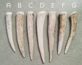 Grab It & Stab It: A Self Defense Tool. Naturally Shed Elk Antler Point.