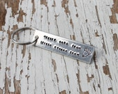 Stamped Keychain - Mighty Oaks