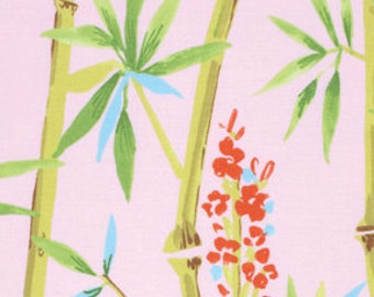 Bamboo in Pink for Chinoiserie by Dena Designs