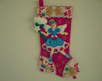 Bucilla Fairy Sweet Stocking