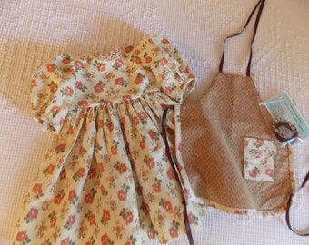 American Girl Doll Dress and Accessories