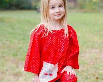 Toddler girl valentine outfits