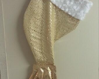 Mermaid Christmas Stocking