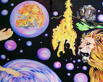 Bubbling Babylon Burning