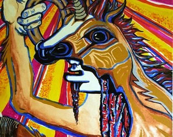 Eye am Unicorn
