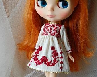 Blythe dress ....B