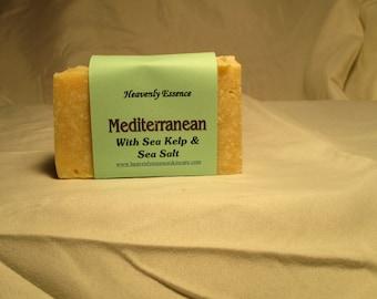 Mediterranean  Goat Milk Castile Soap