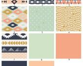 Design Your Own Arizona Crib Set
