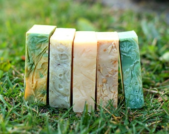 Goat Milk Soap - Goat Soap - Goat Milk - Vegan Soap - Essential Oil Soap - Natural Soap - Soap Sampler - Wholesale Soap - YOUR CHOICE 1 Bar