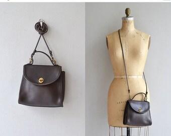25% OFF.... Coach 'Regina' bag | brown leather Coach purse | Coach cross body bag